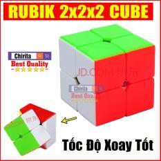 Rubik 2×2 Magic Cube – Rubik 2x2x2 Biến Thể – Tốc Độ Xoay Mượt -Giúp Phát Triển Tư Duy (shop có bán tất cả loại rubik 3×3 , rubik 4×4 , rubik 5×5 , rubik 6×6 , rubik biến thế )