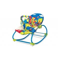 Xích đu – nôi điện ru ngủ cao cấp cho bé Mastela 6519/6579, 5 chế độ đung đưa, có nhạc và hẹn giờ