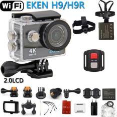 [GIÁ SỐC] Camera hành trình Eken 4k H9r CHÍNH HÃNG BẢO HÀNH 12 THÁNG và THẺ NHỚ 32GB