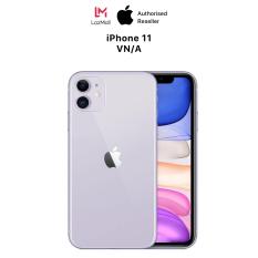 [Siêu Sale 10.10] iPhone 11 – Chính Hãng VN/A – Mới 100% (Chưa Kích Hoạt, Chưa qua sử dụng) – Bảo Hành 12 Tháng Tại TTBH Apple – Trả Góp lãi suất 0% qua thẻ tín dụng – Màn Hình Liquid Retina HD 6.1inch, Face ID Chống nước