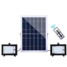 Đèn led năng lượng mặt trời 60 bóng SL-383