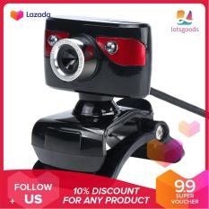 {9.9 Hot Sale Festival}A886 USB 12.0 Megapixel Camera Web Cam with Mic Support Night Vision For PC