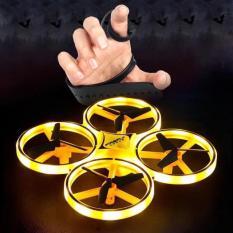 Máy bay Drone Fly hiển cảm biến cử chỉ tay, tự động tránh vật cản, nhào lộn 360 độ – Giá Siêu Rẻ