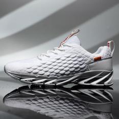 Giày nam GN328 – Giày thể thao nam đế sóng cao cấp – giày sneaker nam Hottrend phong cách mới độc đáo, cá tính, đế đàn hồi tốt, vải lưới thoáng khí cao cấp, lót thể thao chống mùi hiệu quả