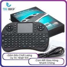 Chuột Bay Kiêm Bàn Phím Không Dây I8 Cho Smart Tivi & Android Box