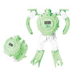 Đồng hồ biến hình robot siêu nhân