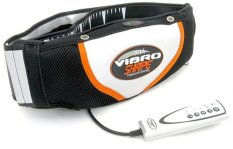 Đai massage nóng và rung Vibro Shape (Đen)