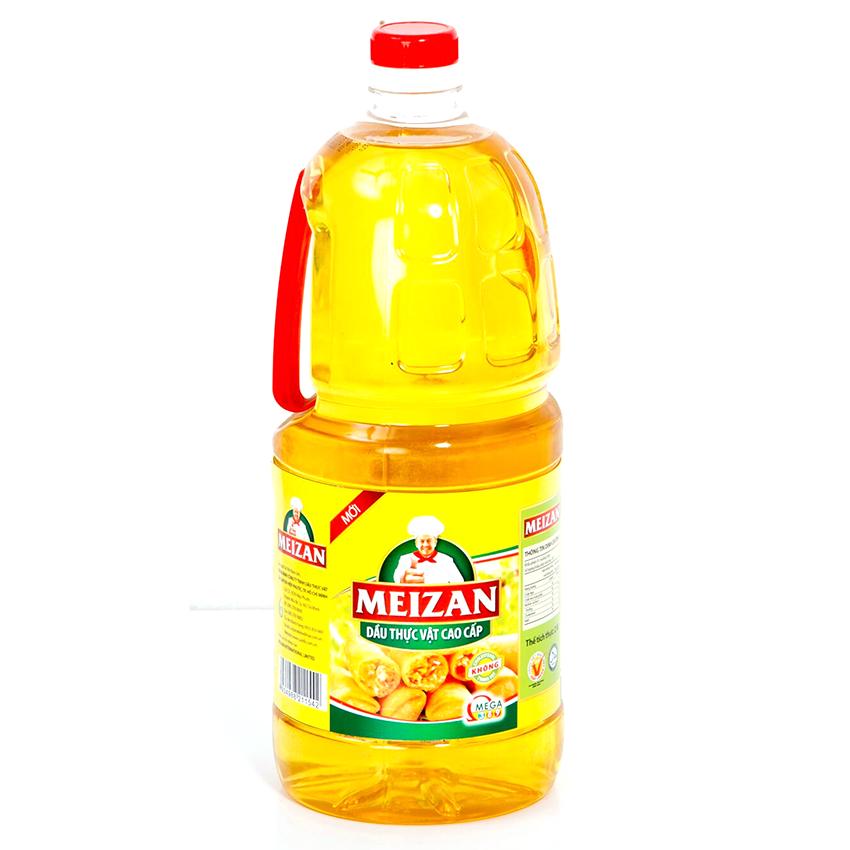 Chi tiết sản phẩm Dầu ăn Meizan hỗn hợp 2L
