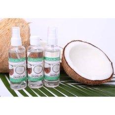 Dầu Dừa Siêu Tinh Khiết NEOP 100ml Dưỡng Da Trắng Mịn Extra Virgin Coconut Oil EVCO