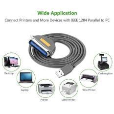 Dây USB ra LPT dài 1,8m Ugreen – 20224 Gia Bách