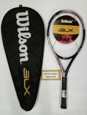 Vợt tennis Wilson 264g tặng căng cước quấn cán và bao vợt – ảnh thật sản phẩm
