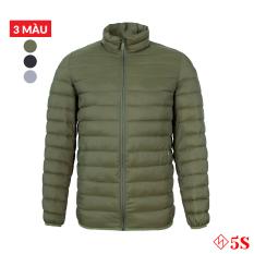 Áo Khoác Nam 5S ( 7 Màu) Chất Liệu Chần Bông Cao Cấp, Siêu Nhẹ, Siêu Ấm