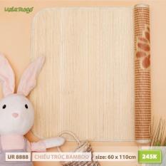 Chiếu trúc bamboo UalaRogo tăm tre mịn [ UalaRogo ]