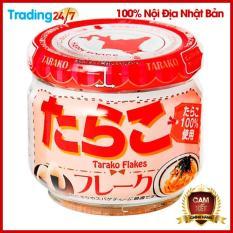Trứng Cá Tuyết Ăn Dặm Cho Bé TARAKO Nội Địa Nhật Bản