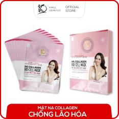 (Mã Freeship+Giảm 10K) Mặt nạ Collagen Hàn Quốc KimKul HA Collagen Bio-Cell Mask (Giảm thêm 30K khi mua 10 item) – Mặt nạ Collagen chống lão hóa chuẩn Hàn Quốc dưỡng trắng, ngừa lão hóa