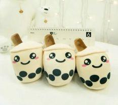 Gấu bông trà sữa siêu mềm mịn kute (đủ 3 màu)