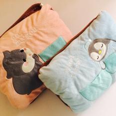 Túi sưởi đa năng/ túi chườm nóng giá rẻ hình chữ nhật (Mẫu ngẫu nhiên)