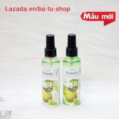 Bộ 2 chai xịt bưởi Cocoon kích thích mọc tóc, ngăn rụng tóc 130ml