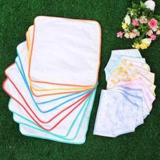 [HCM]Combo gồm 10 tã hoạt hình và 10 khăn lót chống thấm dành cho trẻ sơ sinh.