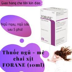 Thuốc_chai xịt hỗ trợ giấc ngủ FORANE (chai 10ml) giá mê ly