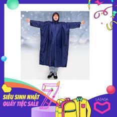 Áo mưa 1 đầu – vải dù cao cấp