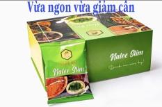 Cacao Nalee Slim [1 hộp 20 gói] cacao giảm cân, giảm cân an toàn, giảm cân làm đẹp hiệu quả từ thiên nhiên