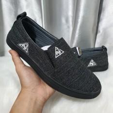 Giày Lười Vải Nam Mới Về