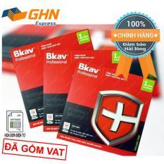 Phần mềm diệt virút chuyên nghiệp BKAV Pro Internet Security