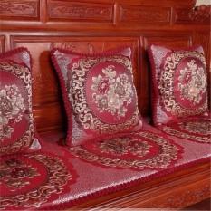 Thảm ghế Hoàng Gia Tây Âu loại 1 size đủ 1m7x57 ( mầu đỏ )