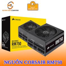 Nguồn vi tính 750W Corsair RM750 Chính hãng Khải Thiên Phân Phối