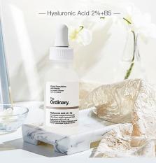 The Ordinary Hyaluronic Acid 2% + B5 Serum dưỡng ẩm chuyên sâu giúp da căng mọng Moisturizing Skin Care Firming Serum 30ml