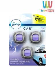 Nước hoa xe hơi Febreze Car Midnight Storm 2ml x3 cái – MỸ