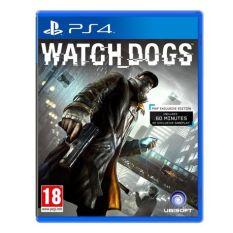 Đĩa game PS4 Watchdogs Used