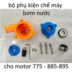 bộ kít in 3D chế máy bơm nước cho motor 775