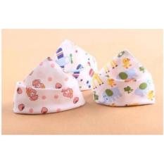 Bộ 5 khăn yếm tam giác quàng cổ giữ ấm cho bé