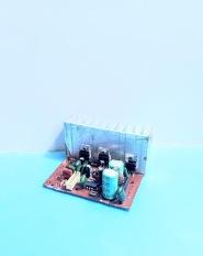 Mạch khếch đại 3 kênh, lọc sub (tháo máy)