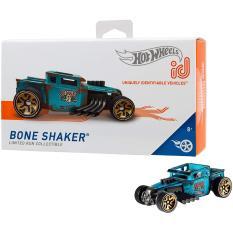 Xe mô tô mô hình tỉ lệ 1:64 Hot Wheels ID Bone Shaker