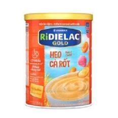 BỘT ĂN DẶM RIDIELAC GOLD HEO CÀ RỐT – HT350G