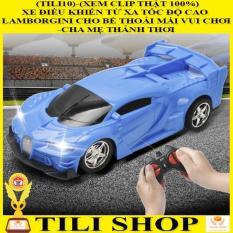 ✅(XEM CLIP THẬT 100%)xe điều khiển từ xa LAMBORGINI tốc độ cao, điều khiển 4 chiều, cho bé thoải mai vui chơi,cha mẹ thảnh thơi[TILI10 SHOP