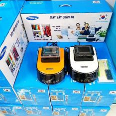[Hàng sẵn] Tủ sấy quần áo cao cấp SAMSUNG loại dùng điều khiển từ xa