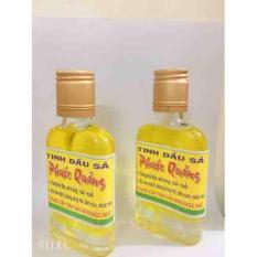 2 Chai tinh dầu xả chống muỗi nguyên chất