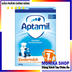 Sữa Aptamil Đức 1+ hộp 600gr
