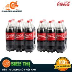 Lốc 6 Chai Nước Giải Khát Coca Cola 1.5L