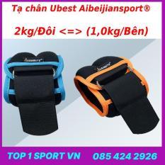 Tạ đeo chân tay phiên bản 3.0 Elipsport® – Chất liệu bi thép không gỉ, vải thun lạnh co giãn 4 chiều – Bảo hành 6 tháng