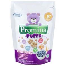 Bánh ăn dặm Promina Puffs Blueberry 15gr