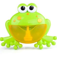 Hot hè 1 chú ếch tạo bọt bong bóng đáng yêu cho bé, có nhạc