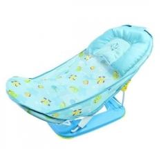 Ghế nằm tắm có tựa đầu trẻ em Mastela 07460 (Màu xanh lá)