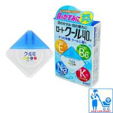 Thuốc Nhỏ Mắt Rohto Nhật Bản Màu Xanh Lọ 12ml