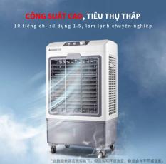 志高中型/大型冷风扇 Quạt điều hòa Chigo Quạt nước sử dụng gia đình Máy làm lạnh Quạt lạnh sử dụng công nghiệp Điều hòa nước lạnh Nhập khẩu tiết kiệm điện bảo hành 1 năm