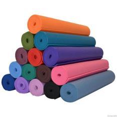 Thảm tập Yoga 6 ly dùng cho các hoạt động thể thao, hoạt động ngoài trời